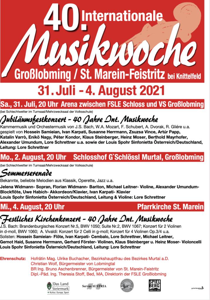 40. Internationale Musikwoche PDF